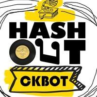 Логотип HASHOUT Сквот