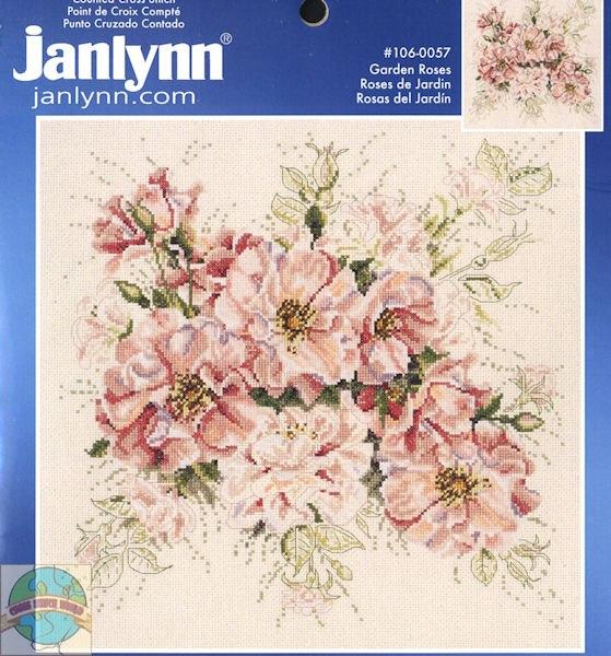 Вышивки крестом фирмы janlynn 56