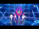 120524 빅스 (VIXX) - Super Hero (Debut Stage)