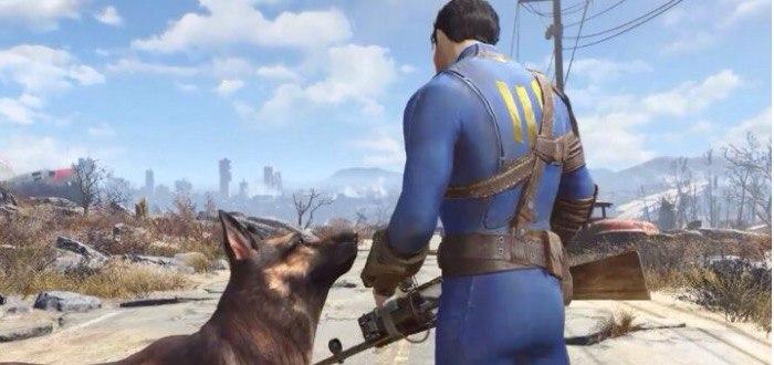Долгожданная Fallout 4