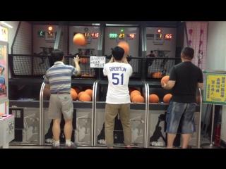 Баскетболист 80-го уровня (6 sec)