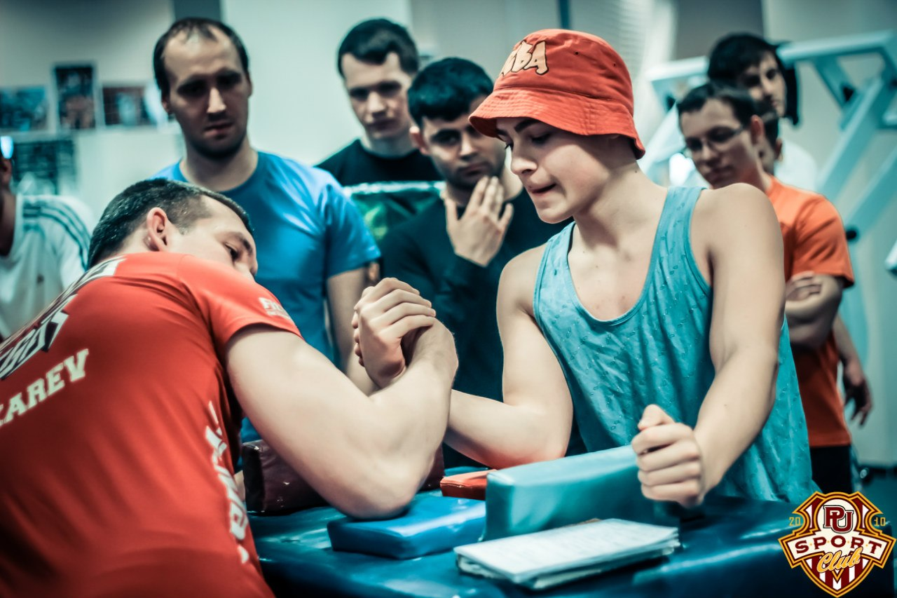 Sergey Tokarev – Master Class in the Sports club of Plekhanov Russian University of Economics, Moscow, 28 March 2015