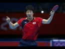 Jun Mizutani vs Robert Gardos Highlights HD 2014 Asia Europe