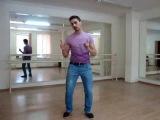 Клубные танцы для парней. Урок 3 (объяснение). Экспресс курс клубного танца для парней