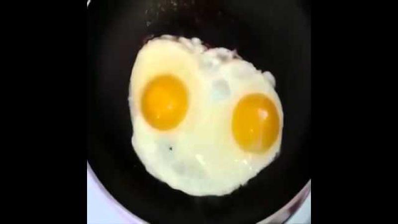 L'omelette qui rap Eminem !