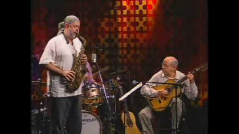 Pau Brasil | Jongo (Paulo Bellinati) | Instrumental SESC Brasil