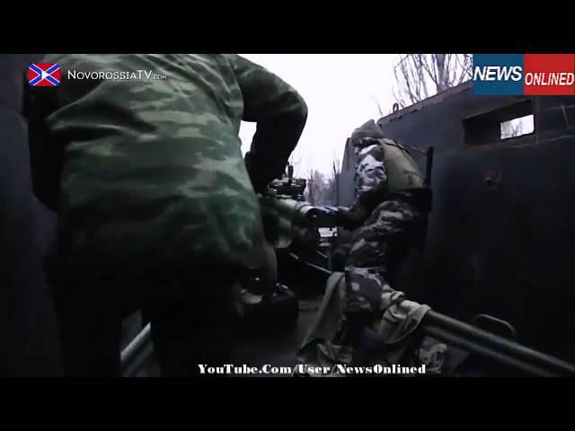 Как стреляет миномёт «Василёк»