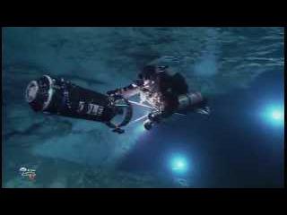 Интересный фильм: Подводные пещеры во Флориде/Water Caves in Florida