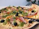 Пицца с Беконом, Обалденный Домашний Рецепт | Pizza with Bacon, English Subtitles