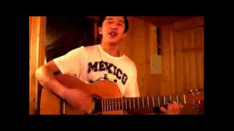 Песни под гитару - Я встретил розу( Нурлан Исмагилов )