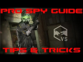 SPIES VS MERCS: SPY PRO TIPS / WALKTHROUGH / TUTORIAL / GAMEPLAY
