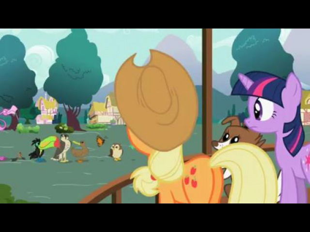 My Little Pony The Movie - My Little Pony Friendship is