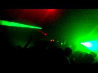Amon Tobin DJ Set @ Le Bikini, Toulouse 13/02/2015 #1