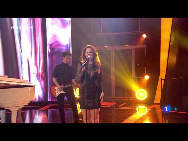 Pastora Soler - Un Ratito Más - Hit, La Canción [La Final] (10 - 02 - 2015) La 1 HD