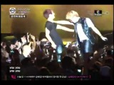 JunHyung and DongWoon dancing to V.I.U (cut from BOOM THE K-POP - UNITED CUBE in Brazil)