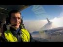 Летная практика на DIAMOND DA42NG Бегишево СПбГУГА 2015