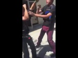 Bully punches blind kid and then meets Karma