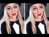 Makeup Tutorial Halloween. Макияж на Хеллоуин. Кукла-чревовещатель.