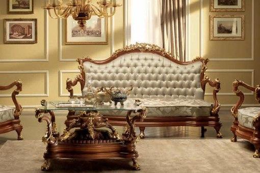 Мебель фото ампир