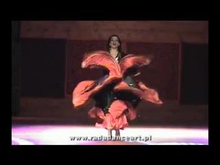 RADA Radosława Bogusławska-Taniec cygański (gypsy dance) Orientalny Koktajl 2010