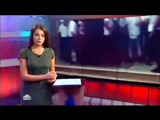 Прикол в Турции: Русские не сдаются! Русских не сломать!