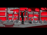 Актеры ослепленного города / Mekakucity Actors - 3 серия [Симбад, Oriko, KiaraLaine]