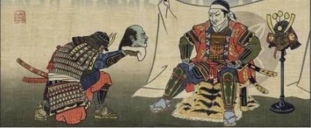 Ванильный самурай