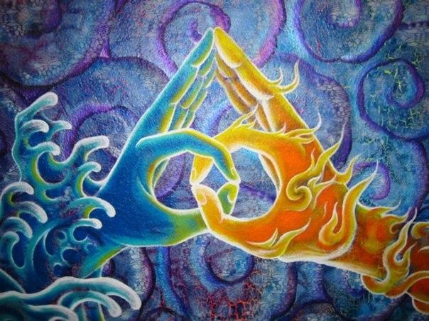 Мудры - йога для пальцев. фото с описанием -DngJBAajcg