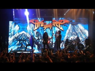 DragonForce - Valley of the Damned (2015-04-11)