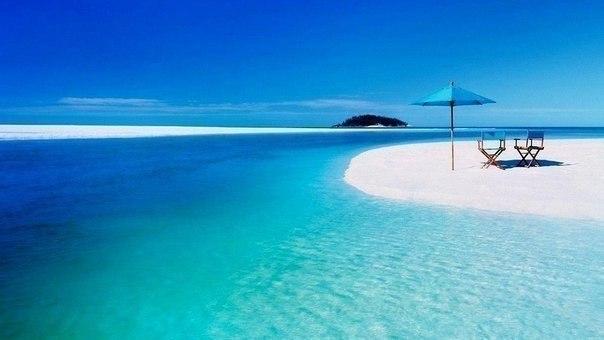 Пляж Уайтхэвен (Белый Рай)