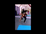 Спортивная акробатика студия