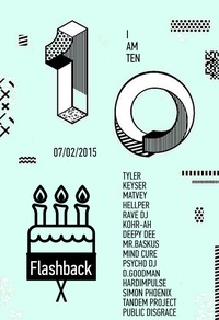 07.02.2015 Flashback 10 @ Secret Place