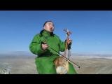 Гипнотическое монгольское горловое пение
