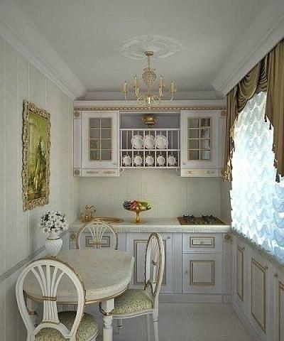 Маленькая кухня (1 фото) - картинка