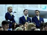 Встреча с депутатом ГД РФ Олегом Савченко в ВолГУ