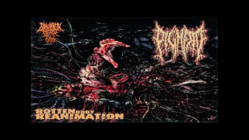 Pighead - Rotten Body Reanimation (2012) {Full-Album}