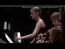 Marina Yakhlakova plays Piano Concerto No.1 by Franz Liszt - Piano Competition Finale