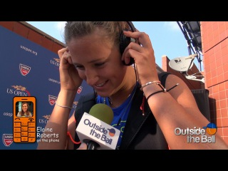 Victoria Azarenka Has a Cute Phone Call with a High School Super Fan Who Is Battling Cancer