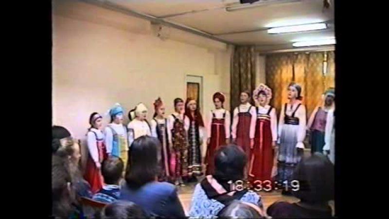 Хор Русской народной песни