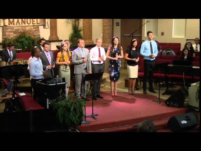 Grupul Speranta in Sacramento - Fratilor credinta noastra sa o pazim (Muzica Crestina)