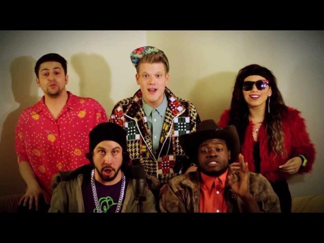 Thrift Shop - Pentatonix (Macklemore Ryan Lewis cover)