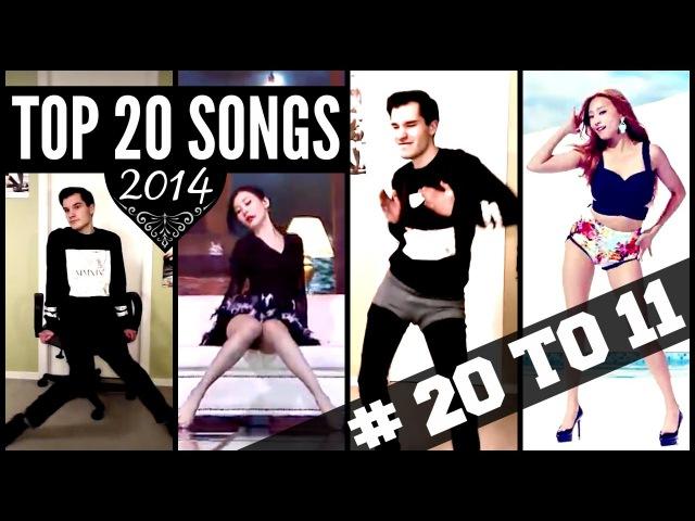 [20-11] My Top 20 Kpop Songs of 2014 (Kkap ver.) | Awkward Kpop