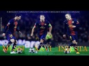 Messi, Xavi Iniesta - Magical Ball Controls (HD)