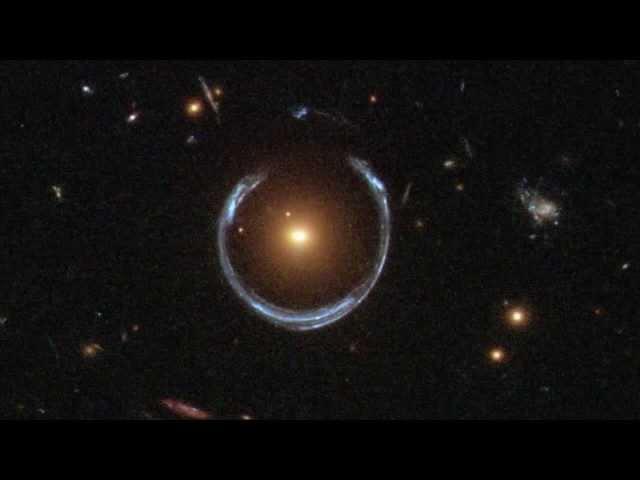VSauce Путешествие внутрь черной дыры