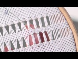 Learn How To Make a Double (Italian) Hem Stitch