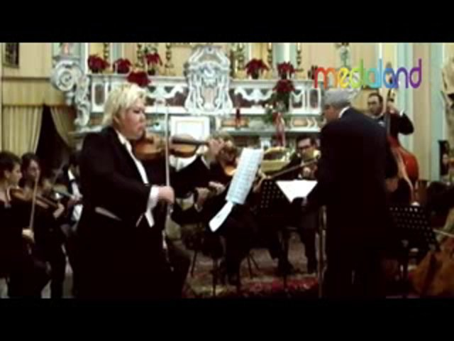 T.A. Vitali Chaconne/Ciaconna for Violin and Orchestra Version