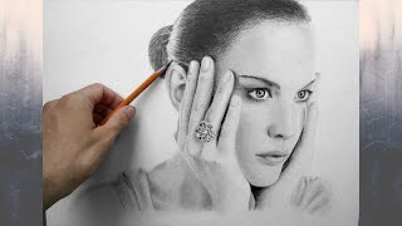 Лив Тайлер - портрет карандашом (Liv Tyler - drawing portrait)