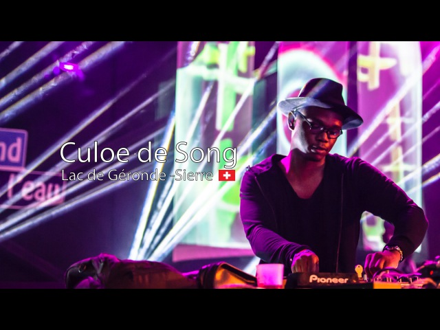 Culoe de Song live Festival Week end au bord de l'eau 28 June 2014 Sierre Switzerland