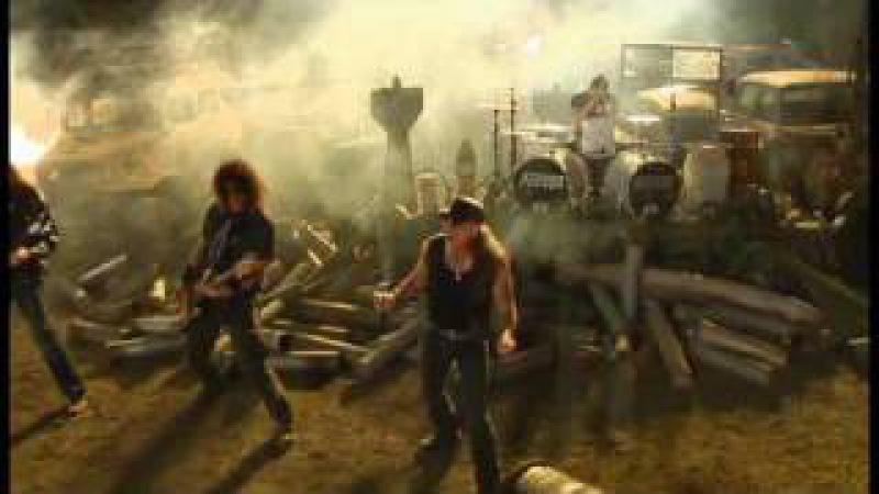ACCEPT - Teutonic Terror (OFFICIAL MUSIC VIDEO)