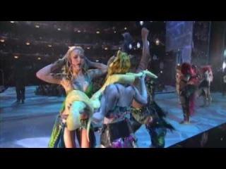 Britney Spears I'm A Slave 4 U 2001 MTV HD